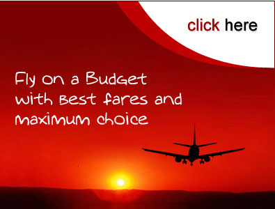 Fly on a Budget with best fares and maximum choice